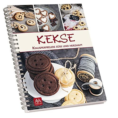 Kekse - Knusperfreude süß und herzhaft