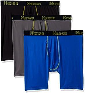 Hanes Men's Comfort Flex Fit Lightweight Mesh Boxer Brief...