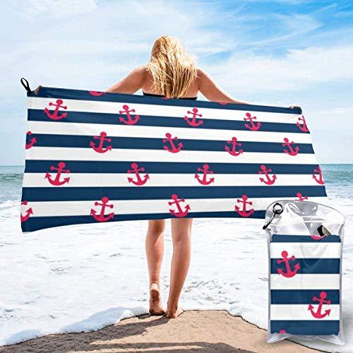 N/A zeeman strepen strand snel drogen handdoek microvezel yoga fitness absorberende handdoek outdoor klimmen snel drogen handdoek