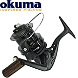 Okuma Custom Black CB-60 Rolle - 310m 0,35mm Schnurfassung, Brandungsrolle, Angelrolle mit...