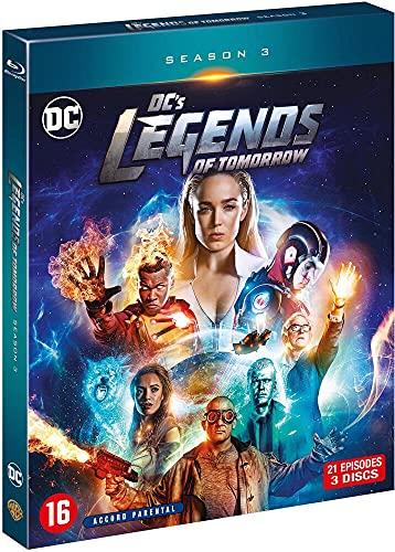 DC's Legends of Tomorrow-Saison 3 [Blu-Ray]