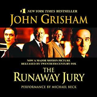 The Runaway Jury     A Novel              Autor:                                                                                                                                 John Grisham                               Sprecher:                                                                                                                                 Michael Beck                      Spieldauer: 6 Std. und 2 Min.     Noch nicht bewertet     Gesamt 0,0