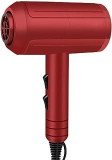 secador de peloSecador de pelo doméstico de alta potencia temperatura constante secador de pelo de iones negativos de aire frío y caliente silencioso de varias velocidades