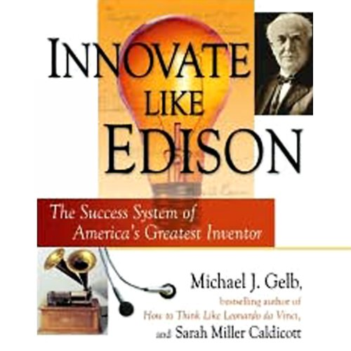 Innovate Like Edison cover art