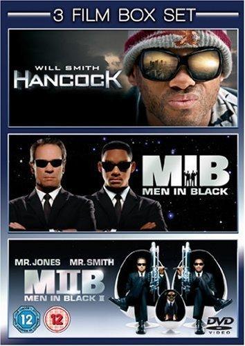 Hancock / Men In Black/Men In Black 2 [Edizione: Regno Unito] [Edizione: Regno Unito]