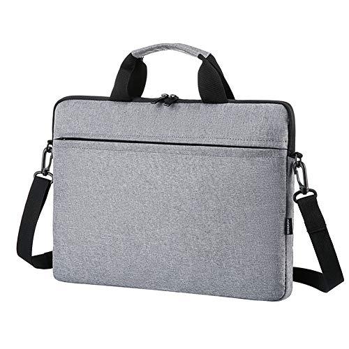 Wivarra Laptop Bag 15Inch Laptop Protective Bag with Strap Business One-Shoulder Liner and Scratch Resistant Computer Bag