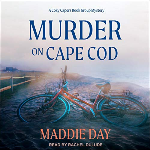 Murder on Cape Cod Audiobook By Maddie Day cover art