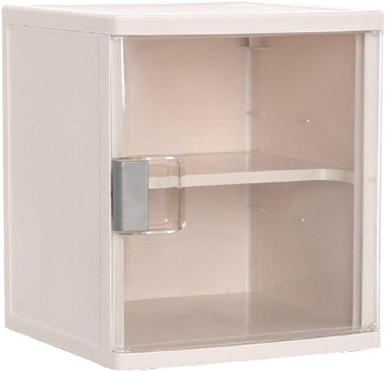 ZHANWEI Bathroom Shelf Bathroom Organiser Floor-Standing Storage Box Basin Wheeled Lockers, 6 Sizes (color   G-38x38x43.5cm)
