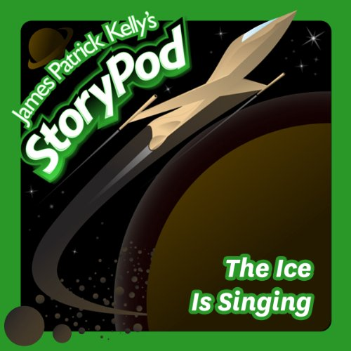 The Ice Is Singing audiobook cover art