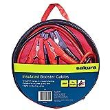 Sakura SS3625 Câbles de Démarrage, 200 A 3 m