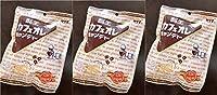 福島県限定 郡山市限定 酪王 カフェオレ キャンディー サクマ 福島スイーツ FUKUSHIMA キャンディー 65gx3袋 食べ試しセット 酪王カフェオレ コーヒー牛乳