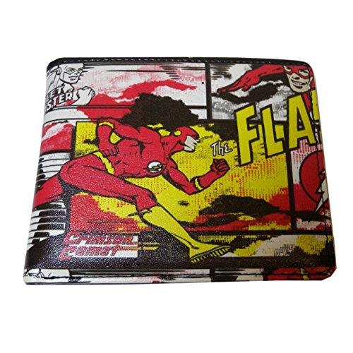 Officiële The Flash Pop Art portemonnee in geschenkdoos - Boxed