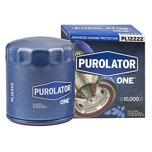Purolator PL12222 Blue Single PurolatorONE Advanced Engine Protection Spin On Oil Filter