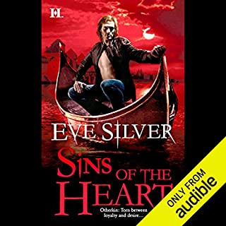 Sins of the Heart audiobook cover art