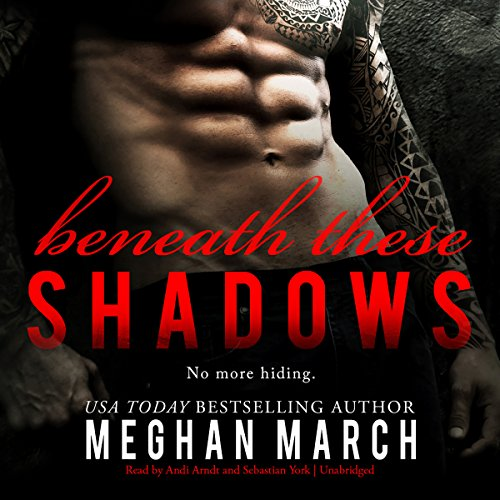 Beneath These Shadows audiobook cover art