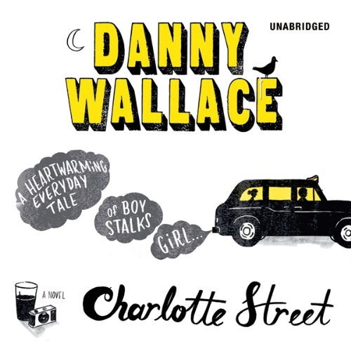 Charlotte Street audiobook cover art