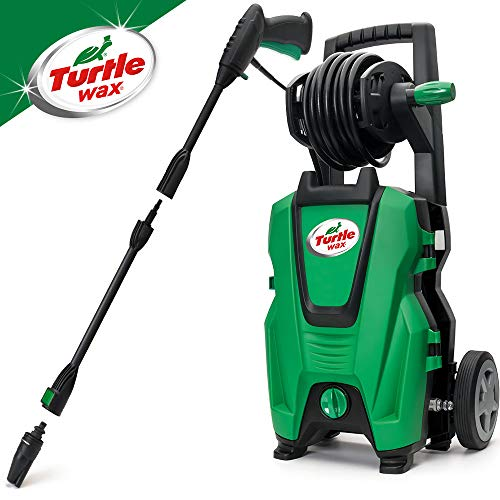 Turtle Wax TW135 Pressure Washer 135 bar High-Pressure Washer 1800w