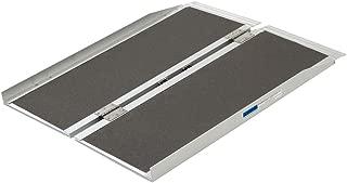 Silver Spring Aluminum Folding Wheelchair Ramp Plus 3' x 29
