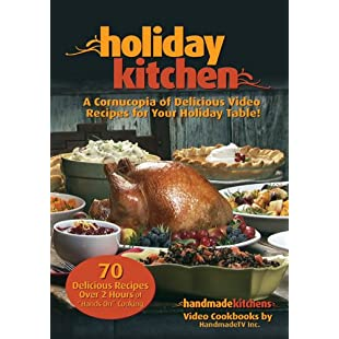 Customer reviews Holiday Kitchen [DVD] [Region 1] [US Import] [NTSC]:Eventmanager