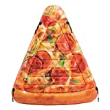 TOYLAND Flotador de Piscina Inflable Giant Pizza Slice - 1.75m x 1.45m (69 'x 57') Summer Beach & Pool Lilo