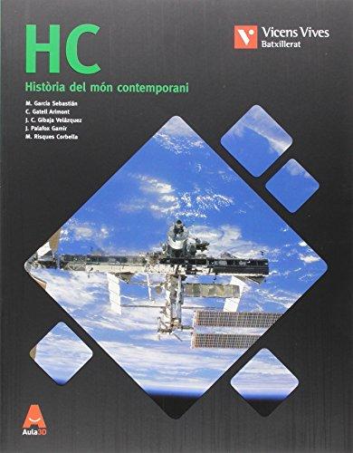 HC. Història del Món Contemporani i Annex Història de l'Art (Aula 3D)