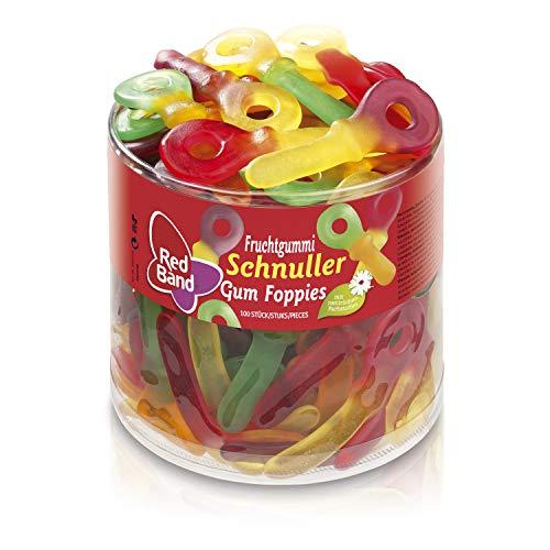 Red Band Fruchtgummi Schnuller 100St. 1,2kg
