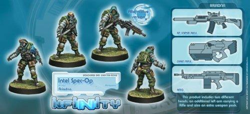 Corvus Belli Infinity: Ariadna - Intel Spec-Ops by