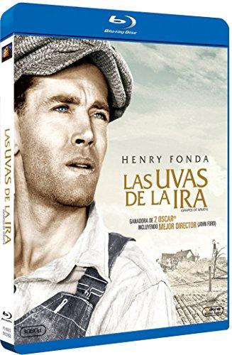 Las Uvas De La Ira-Blu-Ray [Blu-ray]