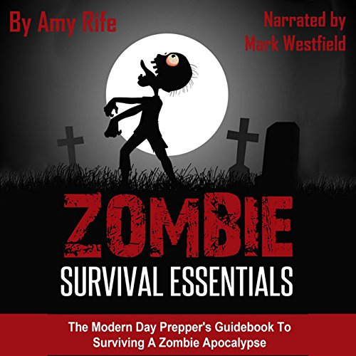 Zombie Survival Essentials audiobook cover art