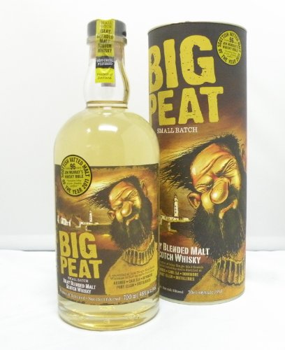Big Peat Scotch Whiskey 0,7 l