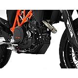 IBEX 10005540 Motorschutz Unterfahrschutz Bugspoiler schwarz
