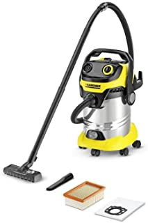Karcher 1.348-236.0 WD 5 Premium High Volume Wet and Dry 1800W Vacuum Cleaner