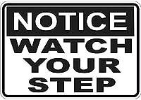 インチの通知時計あなたの金属サインスズビジネスサイン