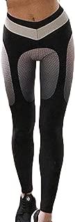 Womens Summer Yoga Pants for Women Fitness Mesh Workout Leggings Winter Garter Yoga Capris