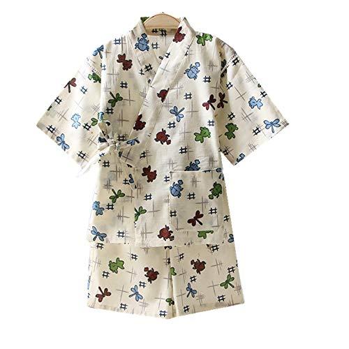 Niños Niñas Ropa de Dormir Pijamas para niños Traje de Pijamas Conjunto Ropa Interior para niños Ropa