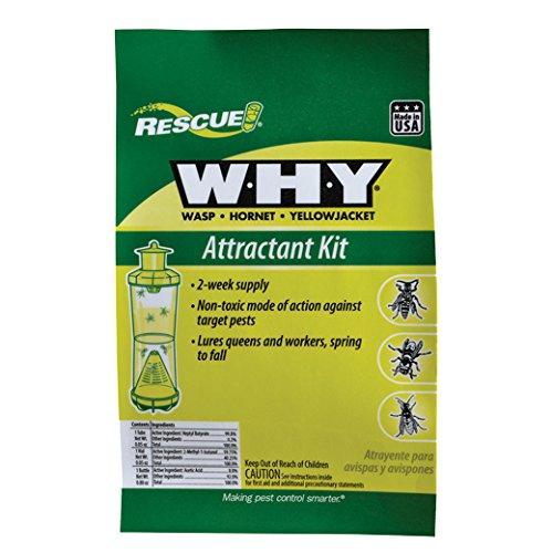 RESCUE Non Toxic Hornet Yellowjacket Attractant
