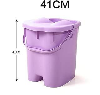 QARYYQ Plastic Bathtub, Inflatable Bathtub, Thickened Adult Bathtub Folding Bathtub Foot tub