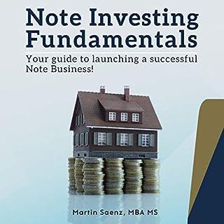 Note Investing Fundamentals audiobook cover art