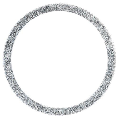 Bosch 2 600 100 222 - Anillo reductor para hojas de sierra circular, 30 x 25,4 x 1,5 mm, pack de 1