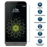 MovilCom® - Protector Cristal Templado para LG G5