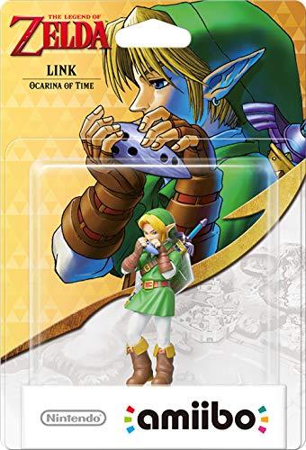 Nintendo Wii U: Amiibo Link - Ocarina of Time - Figurina