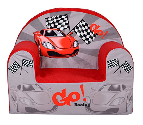 FORTISLINE Racing Car W320_02 - Poltrona per Bambini