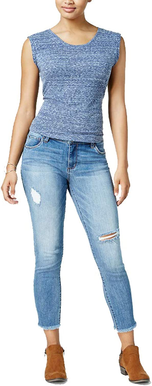 STS bluee Taylor Ripped StraightLeg Jeans