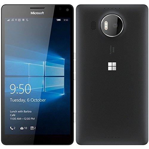 Microsoft 6438158744127 Microsoft Lumia 950 XL Smartphone (Dual SIM, 32GB) schwarz