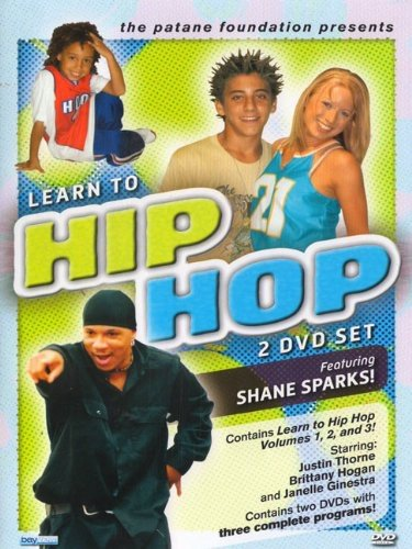 Learn To Hip Hop Collection: Volume 1, 2 & 3 - Featuring Shane Sparks