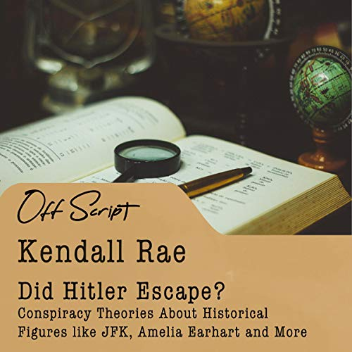 Did Hitler Escape?  By  cover art