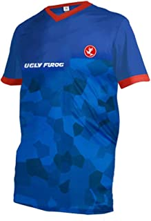 comprar comparacion Uglyfrog ESHSJF03 Cycling MTB Jersey Mountain Bike Downhill Shirt De Descenso Bicicleta De Montaña Maillots Deportes y Air...