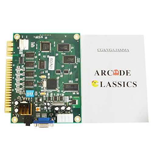 BLEE 60 in 1 Jamma Board Classical Arcade Game PCB Jamma