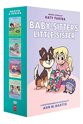 The Baby-sitters Little Sister Graphic Novels #1-4: A...