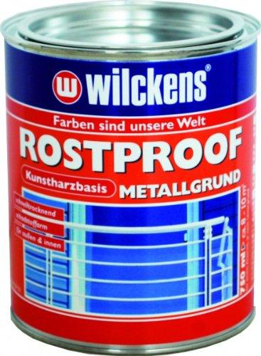 Wilckens Rostproof Metallgrund 750ml rotbraun